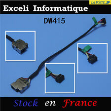 Connecteur alimentation Dc Power Jack cable HP compaq 15-s 107nf