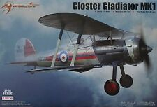 MERIT 64803 Gloster Gladiator Mk.I in 1:48
