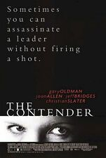 THE CONTENDER MOVIE POSTER ORIGINAL 27x40 Joan Allen