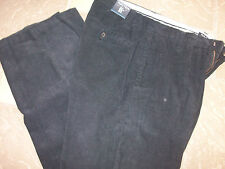 NEW NAUTICA NAVY BLUE CORDUROY PANTS MENS 30X30 STYLE: P14202  FREE SHIP