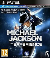 MICHAEL JACKSON THE EXPERIENCE JEU PS3 NEUF
