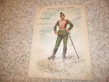 1890.Uniformes de l'armée allemande.Fasc.2.Marius Roy.Dally