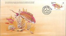 Set 3 Maxicard Cousteau Hong Kong (China) 1981 Virgatus Grouper Wrasse Fish SEA