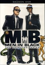 MEN IN BLACK THE ANIMATED SERIES SEASON 1 ONE New Sealed DVD