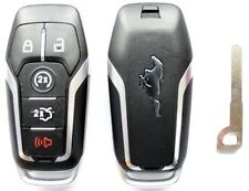 2015 15 FORD MUSTANG SMART KEY KEYLESS ENTRY REMOTE FOB W/ NEW UNCUT KEY