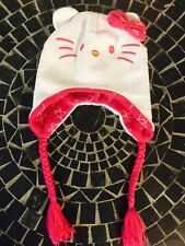 Hello Kitty Beanie with Bow for Child Girl One Size Fits Most