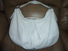 Burberry malika leather hobo handbag