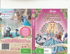 Barbie:As The Island Princess-2007-Animated-Movie-DVD