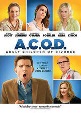 A.C.O.D. DVD Adult Children of Divorce Amy Poehler Catherine O'hara sealed new