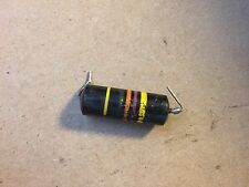 Sprague Bumble Bee .047 uf 400v 20% PIO Capacitor Oil Guitar Tone Cap - 15 Avail