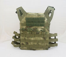 JPC Tactical Vest Plate Carrier - A-TACS/FG