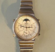 SEIKO Mondphase Chronograph Sports 100  Vintage 7A48 5000 100% original und gut