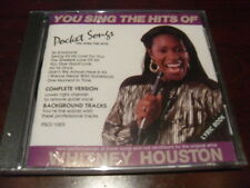 POCKET SONGS KARAOKE DISC PSCD 1003 WHITNEY HOUSTON CD+G POP SEALED MULTIPLEX