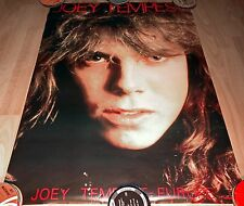 """Joey Tempest Europe - Poster Sweden (33"""" x 23"""")"""