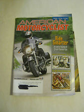 September 2007 American Motorcyclist Magazine, Ride Smarter (BD-14)
