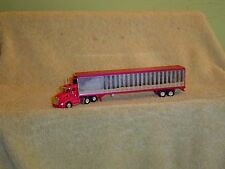 "TONKIN 1/87th KENWORTH T-660 DAY CAB TRAC /  TRAILER,"" PINK """