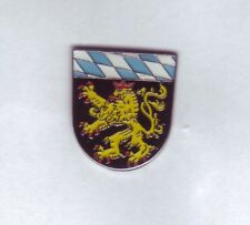 Urlaubsregion Oberbayern Wappen,Pin,Badge,Coat of Arms