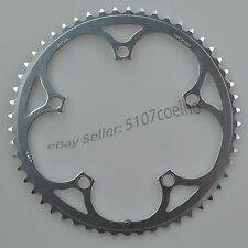 Miche BCD135 - 53T Silver Campagnolo-sized chainring vintage NOS
