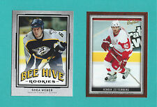 2006-07 Beehive Hockey Cards - You Pick To Complete Your Set