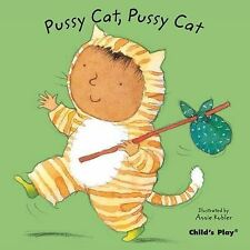 Pussy Cat, Pussy Cat (Baby Board Books)  Very Good Book