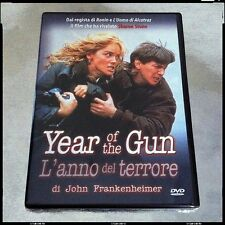 YEAR OF THE GUN L'ANNO DEL TERRORE Sharon Stone DVD Fuori Catalogo SIGILLATO