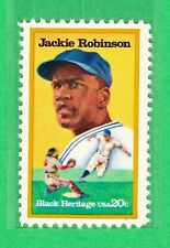 1982 Jackie Robinson United States Postage Stamp Mint NH *S184