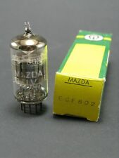 1 tube electronique MAZDA ECF802/vintage valve tube amplifier/NOS  -