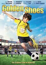 DVD: Golden Shoes, Lance Kawas. Very Good Cond.: John Rhys-Davies, David DeLouis