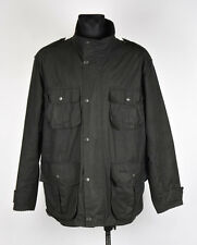 Barbour Trooper Waxed Men Jacket Coat Size XL, Genuine
