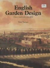 English Garden Design: History and Styles Since 1650-ExLibrary