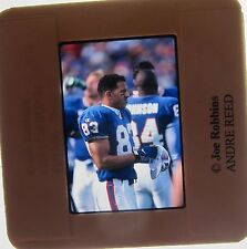 ANDRE REED BUFFALO BILLS MIKE PETERSON INDIANAPOLIS COLTS ORIGINAL SLIDE 7