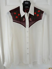 M&S Limited Collection Cream White Blouse Size 16, BNWT, was £35