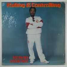 "Roman Stewart ""Ruling and Controlling"" Reggae LP Park Heights 95"