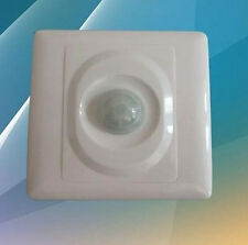 Hot Sale Automatic Infrared PIR Motion Sensor Switch for Home Office LED Light