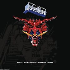 JUDAS PRIEST - Defenders Of The Faith 30th Anniversary Edition [3 CD Set New]