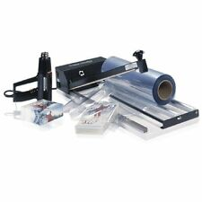 "Traco SS-13DS SuperSealer 13"" Deluxe I-Bar Shrink Wrap Sealer Machine & Heat Gun"