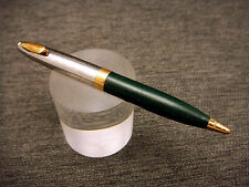 Vintage Short Clip Sheaffers Tuckaway White Dot Mechanical Pencil Green Color