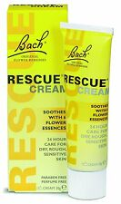Bach Rescue Cream Soothes With 6 Flowers Essences 30ml