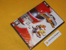 POWER RANGERS SUPER LEGENDS  x PC NUOVO SIGILLATO vers. ITALIANA PRIMA STAMPA !!