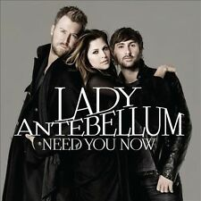 Need You Now + Bonus Track Lady Antebellum CD Sealed !