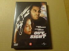 DVD / OUT OF SIGHT ( GEORGE CLOONEY, JENNIFER LOPEZ )