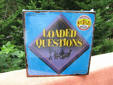 Loaded Questions Board Game 2003 by All Things Equal, Inc.~New Factory Sealed!
