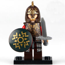 King of Rohan Theoden Minifigure with Lego sticker Hobbit LOTR Lord of Rings