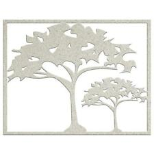 FabScraps - Call From the Wild - Chipboard Shape - TREE FRAME