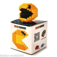 Pacman Pac man Diamond Nano Block Mini Micro Building Blocks Kids Toys Gift