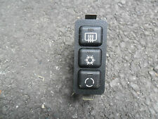 BMW E36 Air Conditioning and Heated Rear Window Switch 61.31-8371020