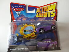 Holley Shiftwell - Action Agents - Disney - Pixar - Cars