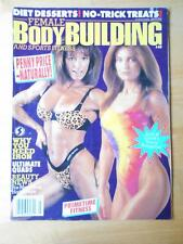 FEMALE BODYBUILDING muscle magazine #40/PENNY PRICE & TRACY SCROGGINS 7-94