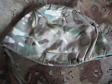 genuine BRITiSH MTP MULTICAM MK6 MK6A MK7 PARA HELMET modified COVER S M RELULAR