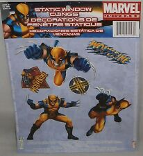 Marvel Universe WOLVERINE Static Window Gel
